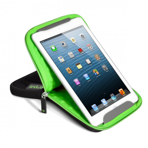 CAMPUS Housse de protection universelle avec fonction stand  Mini Sunset pour tablettes 7