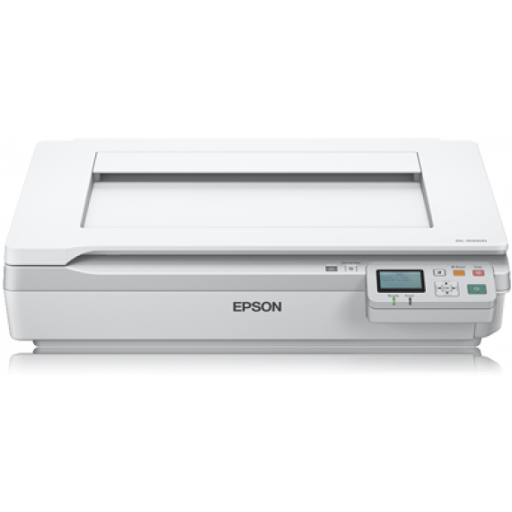 Scanner EPSON WorkForce DS-50000N - A3 - Ethernet + Suite Logicielle