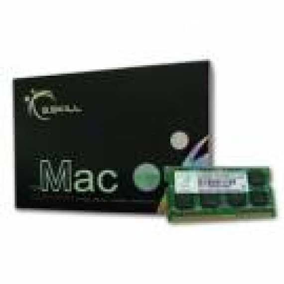 GSKILL SO-DIMM 4 GB DDR3-1066 FA-8500CL7S-4GBSQ