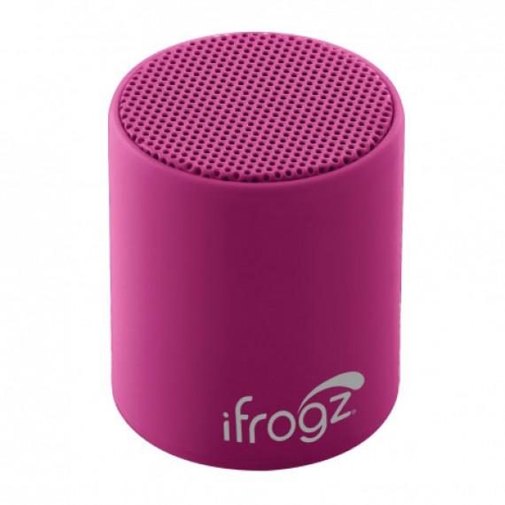 IFROGZ Enceinte nomade  CODA POP Bluetooth - Pink