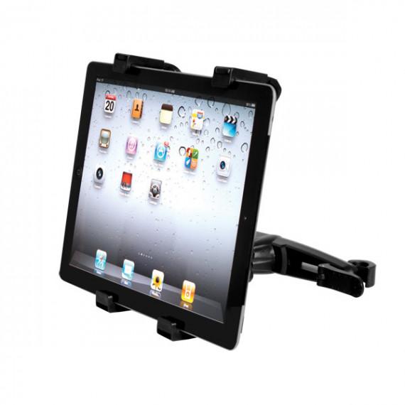 CAMPUS RAODTRIP : Support appui tête universel pour tablette, rotation 360°, angle réglable, mousse de protection