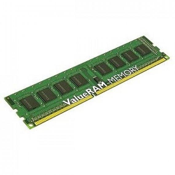 KINGSTON ValueRAM - 2 Go - DDR3 SDRAM - 1600 MHz DDR3-1600/PC3-12800
