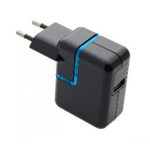 BLUESTORK Chargeur secteur 1 port USB + cable Micro USB - 2A (BS-220-USB-MUSB)