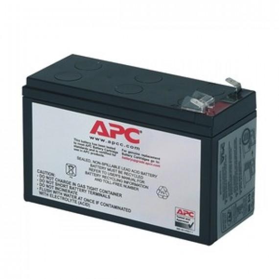 Batterie de remplacement APC RBC2 pour onduleur APC BK350EI, BK500EI,BE550FR & BR500I