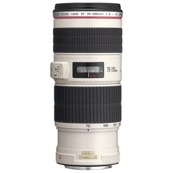 Canon EF 70-200mm f/4L IS USM Télézoom stabilisé expert