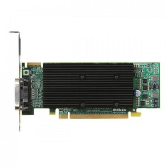 Carte graphique Matrox M9120 Plus LP PCIe x16 Dual-Display 512 Mo Low Profile (sortie LFH60)