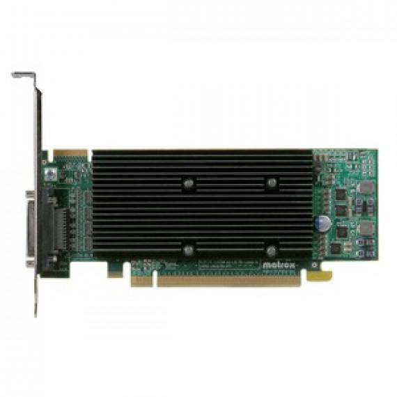 Carte graphique Matrox M9140 LP PCIe x16 Quad-Display 512 Mo Low Profile (1 sortie KX20)