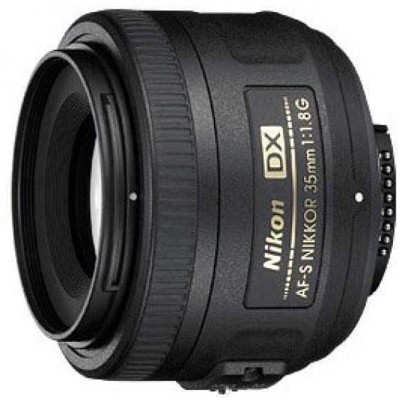 Nikon AF-S DX NIKKOR 35mm f/1.8G Objectif expert