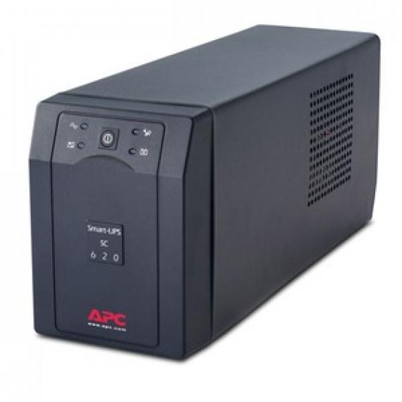 Onduleur line-interactive APC Smart-UPS SC 620VA  monophasé 230V (Série)