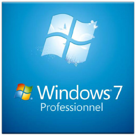 MICROSOFT Windows 7 Professionnel SP1 64 bits