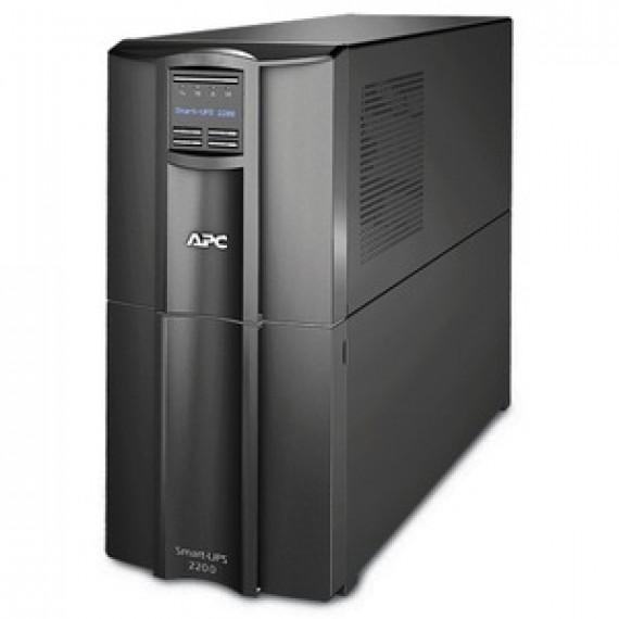 Onduleur line-interactive APC Smart-UPS 2200VA LCD 230V monophasé 230V (USB / Série / SmartSlot)