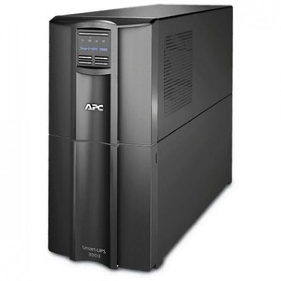 Onduleur line-interactive APC Smart-UPS 3000VA LCD monophasé 230V (USB / Série / SmartSlot)