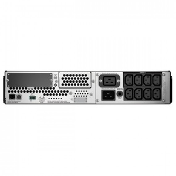 Onduleur line-interactive APC Smart-UPS Rack-Mount 3000VA LCD monophasé 230V (USB / Série) - Rack 2U