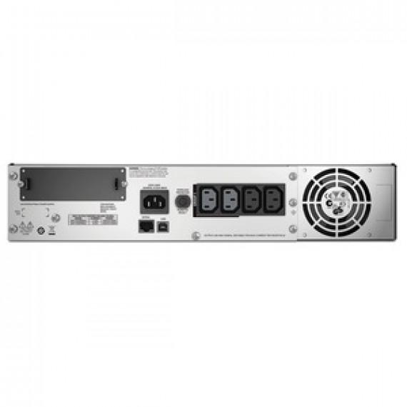 Onduleur APC Smart-UPS Rack-Mount 1000VA LCD 230V  line-interactive monophasé 230V (USB / Série / SmartSlot) - Rack 2U