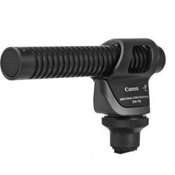 Microphone Canon DM-100 stéréo pour caméscope