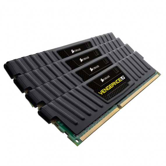CORSAIR Vengeance Low Profile Series 32 Go (4x 8 Go) DDR3 1600 MHz CL10