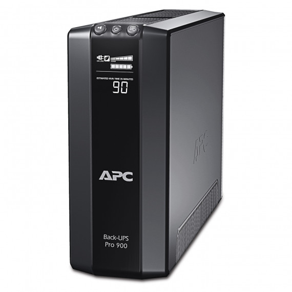 Onduleur line-interactive APC Back-UPS Pro 900G -900 VA (USB / Série) - Prises FR