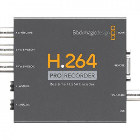 Blackmagic Design PRO RECORDER H.264
