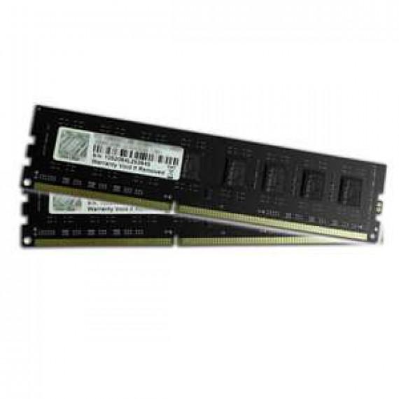 GSKILL DIMM 16 GB DDR3-1333 Kit F3-10600CL9D-16GBNT