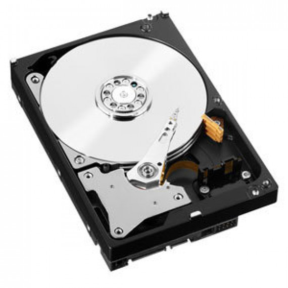 """Disque Dur WD Red Pro 3,5"""" 6 To 128 Mo Serial ATA 6Gb/s 7200 RPM - WD6001FFWX (bulk)"""