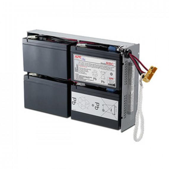 Batterie de remplacement APC RBC24 pour APC Smart UPS