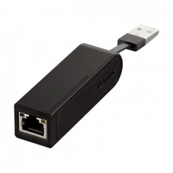 DLINK DUB-E100 Adaptateur réseau Fast Ethernet 10/100 MBps USB 2.0