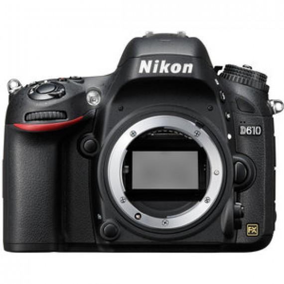 Nikon D610 (boîtier nu)