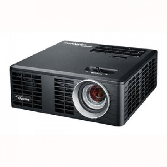 Projecteur Optoma ML750e ultra-compact à LED WXGA 700 Lumens avec entrée HDMI/MHL