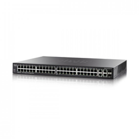 CISCO Small Business SG300-52P