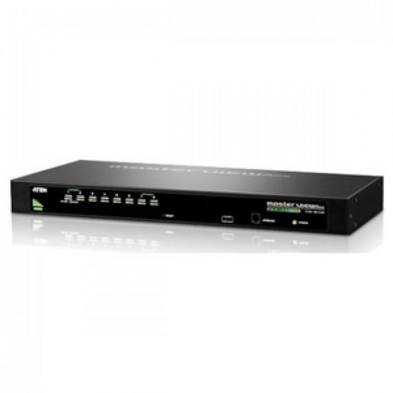 Commutateur KVM Aten CS1308 - VGA USB - PS/2 à 8 ports