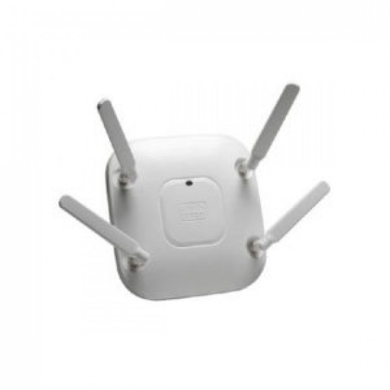 Point d'accès Cisco Aironet 2702e sans fil 1300 Mbps Wi-Fi ac Dual band controller-based