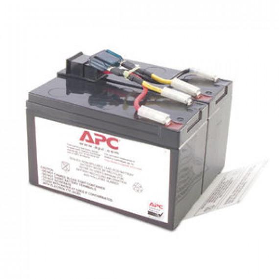 Batterie de remplacement  APC RBC48 pour APC Smart-UPS 750VA