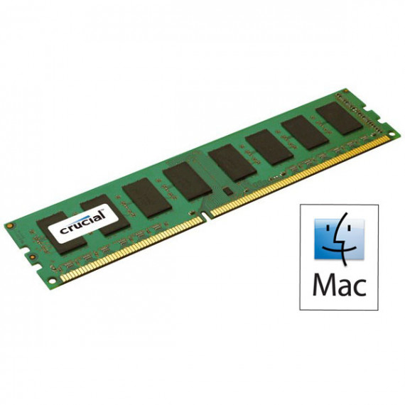 CRUCIAL for Mac 8 Go DDR3 1866 MHz ECC CL13