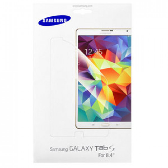 """Accessoire divers pour ordinateur portable - Samsung ET-FT700CTEGWW - Film de protection écran pour Samsung Galaxy Tab S 8"""""""