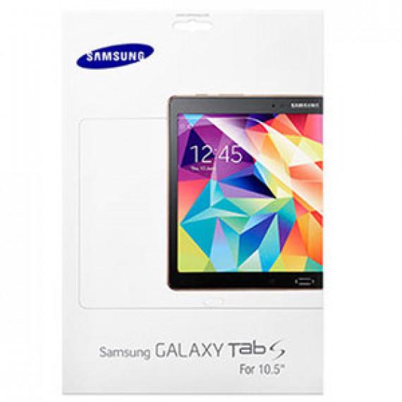 """Accessoire divers pour ordinateur portable - Samsung ET-FT800CTEGWW - Film de protection écran pour Samsung Galaxy Tab S 10"""""""