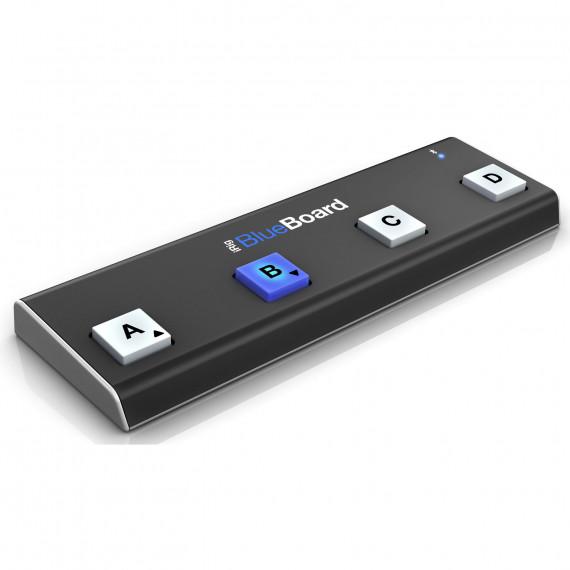 Pédalier MIDI sans fil IK Multimedia iRig Blueboard pour iPhone/iPad/iPod Touch/Mac