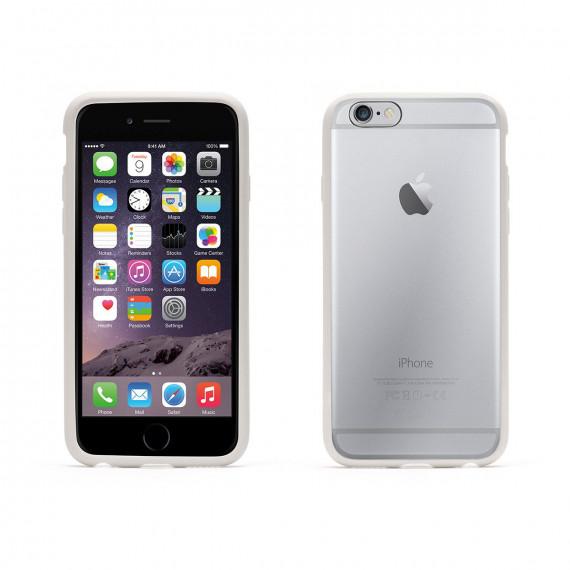 Coque de protection pour iPhone Griffin Reveal Blanc/Transparent iPhone 6/6s