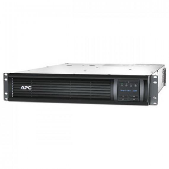 Onduleur line-interactive APC Smart-UPS Rack-Mount 2200VA LCD monophasé 230V (USB / Série / SmartSlot) - Rack 2U