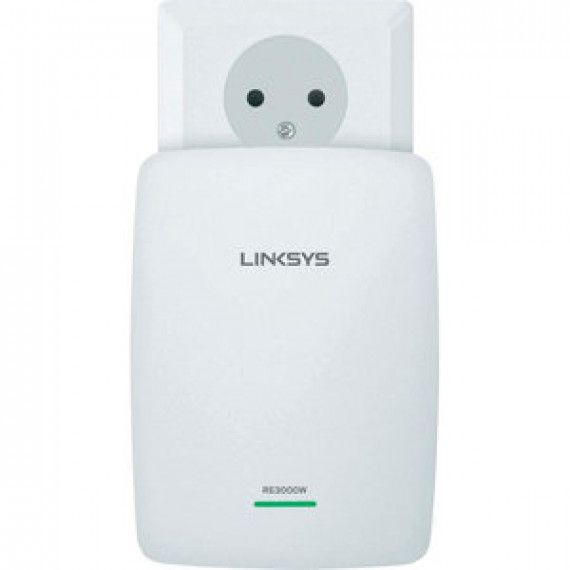 Répéteur de portée Linksys RE3000W sans fil single bande N300