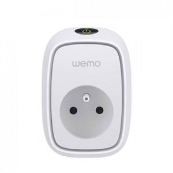 Interrupteur électrique contrôlable à distance Belkin WeMo Insight Switch (compatible Android et iOS)