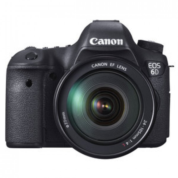 CANON EOS 6D + Objectif EF 24-105mm f/3.5-5.6 IS STM