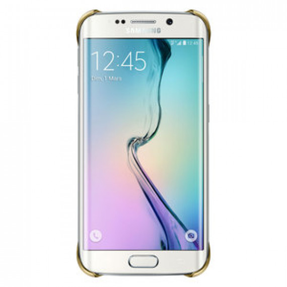SAMSUNG Clear Cover Or Samsung Galaxy S6 Edge