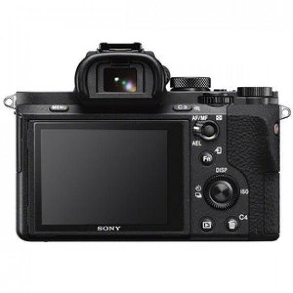 """Appareil photo hybride Sony Alpha 7 II 24.3 MP - Ecran 3"""" - Vidéo Full HD (boîtier nu)"""