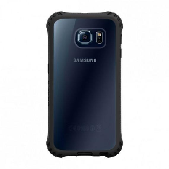 Coque de protection Griffin Survivor Core Noir Galaxy S6 Edge