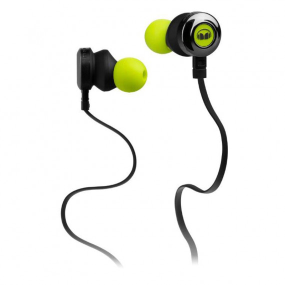 Monster Clarity HD In-Ear Vert