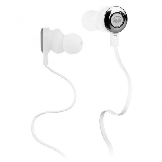 Monster Clarity HD In-Ear Blanc
