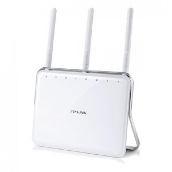 Routeur TP-LINK Archer VR900  Gigabit sans fil dual band VDSL2 AC 1900 Mbps (N600 + AC1300) avec 4 ports LAN gigabit + 1 port WAN gigabit