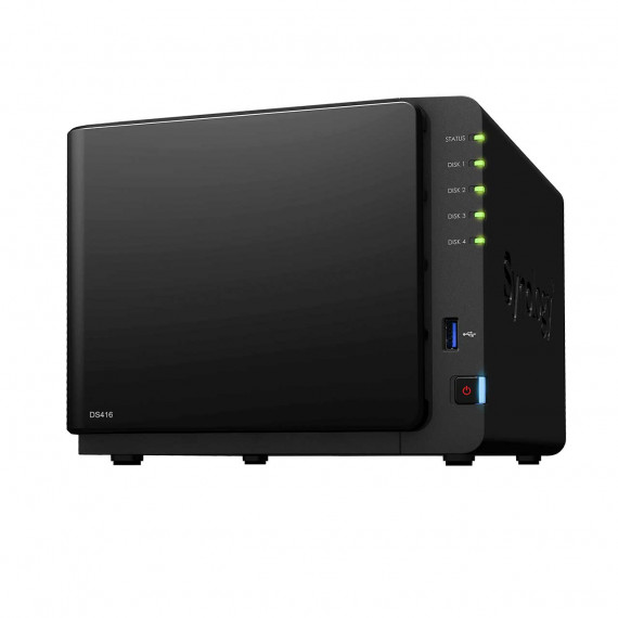 Barebone Serveur NAS Synology DiskStation DS416 4 baies