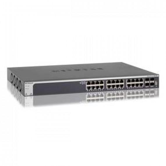 Smart Switch Netgear XS728T 24 ports 10 Gigabit + 4 ports SFP+