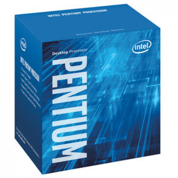 Processeur Intel Pentium G4520 (3.6 GHz) Dual Core Socket 1151 Cache L3 3 Mo Intel HD Graphics 530 0.014 micron (version boîte - garantie Intel 3 ans)